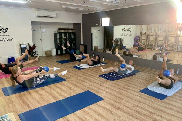 Breathing for Pilates